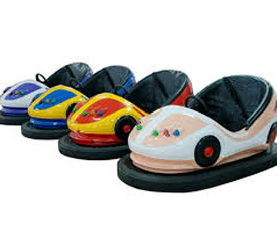 Funfair Bumper Cars for Kids